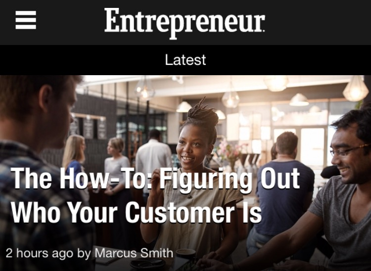The How-To: Figuring Out Who Your Customer Is