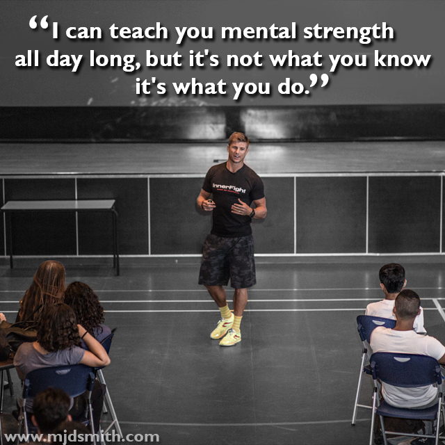 5 ways to develop mental strength