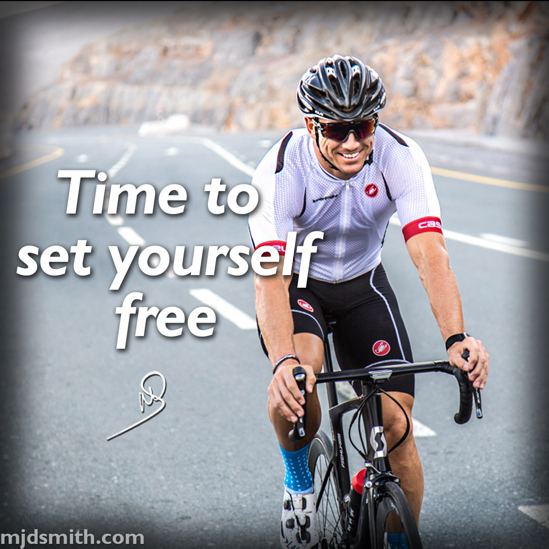 Time to set yourself free