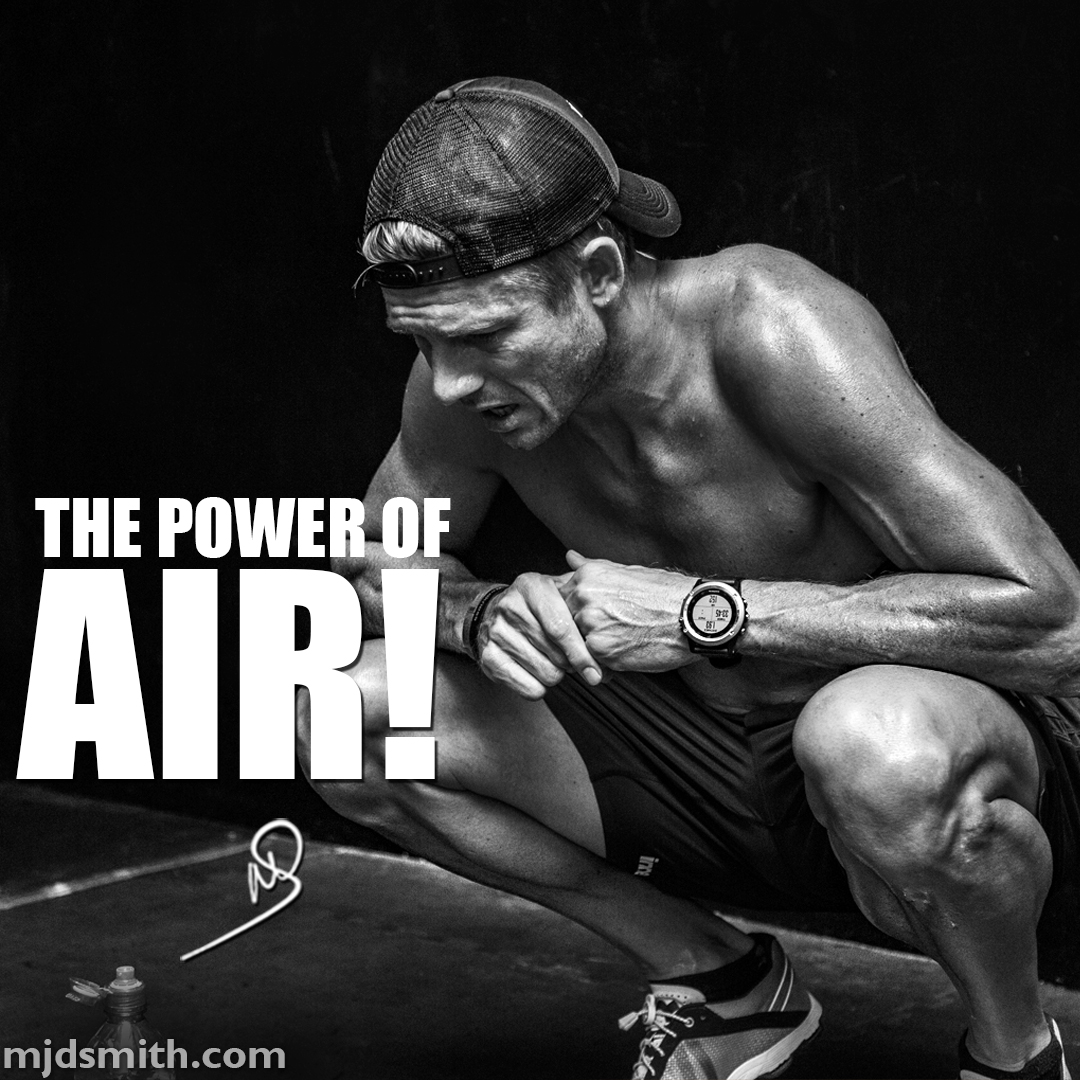 The power of air