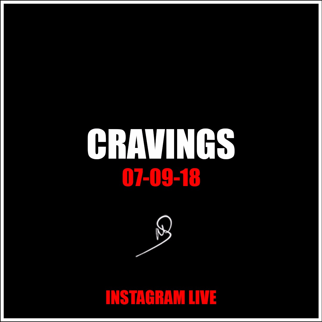 Cravings – Instagram live