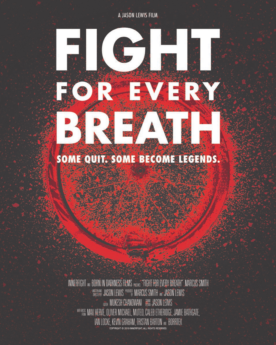 Fight For Every Breath