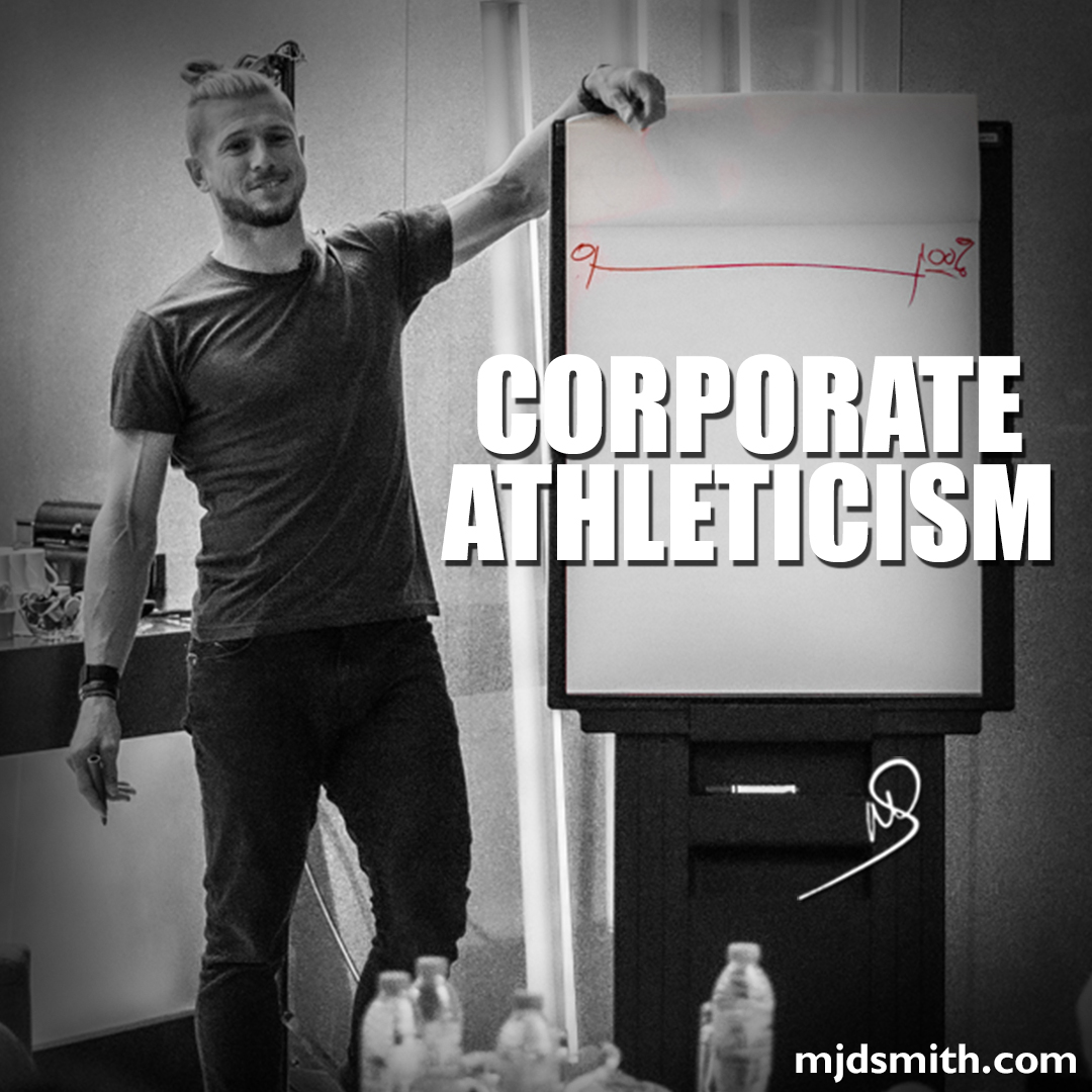 Corporate athleticism
