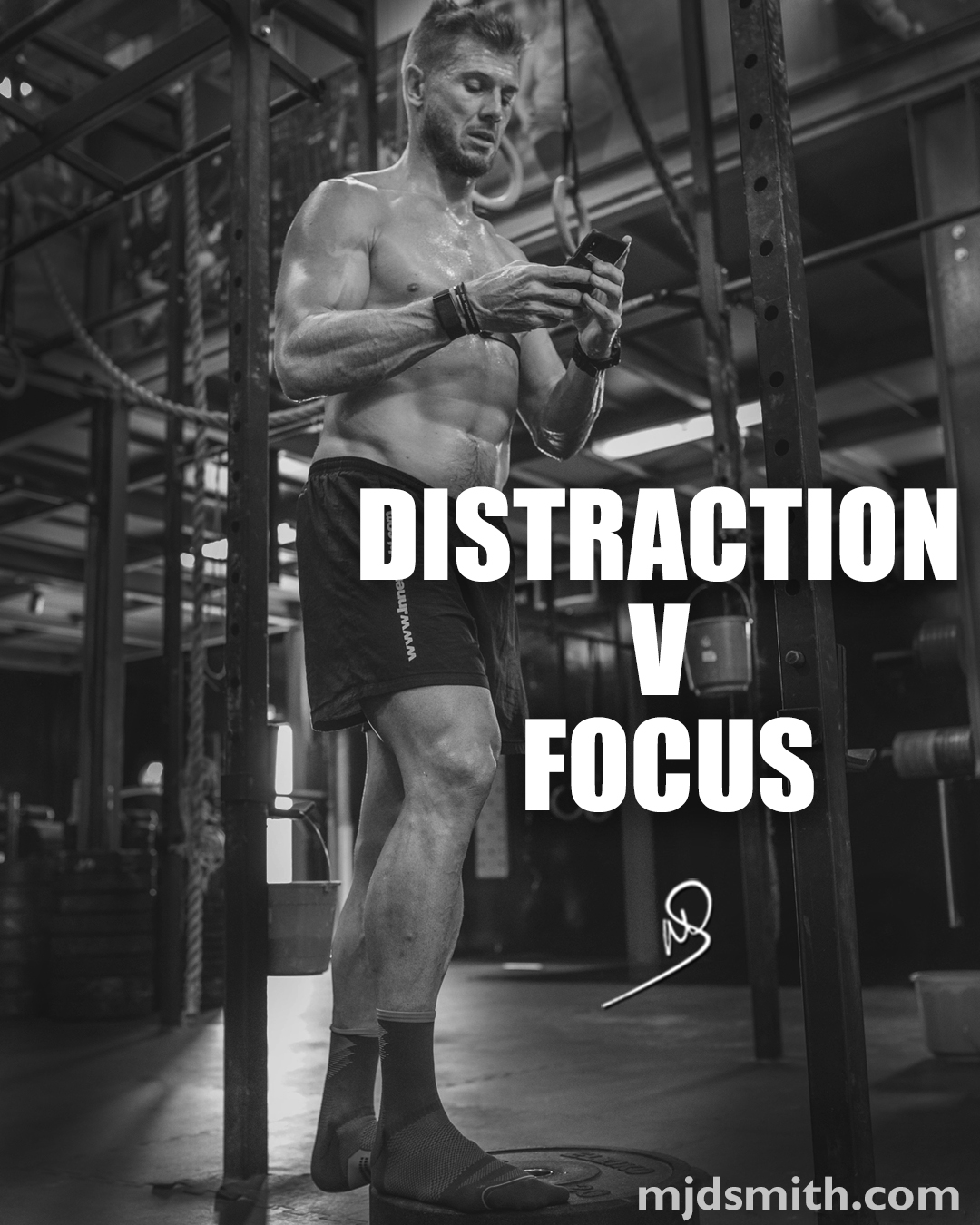 Distraction V focus