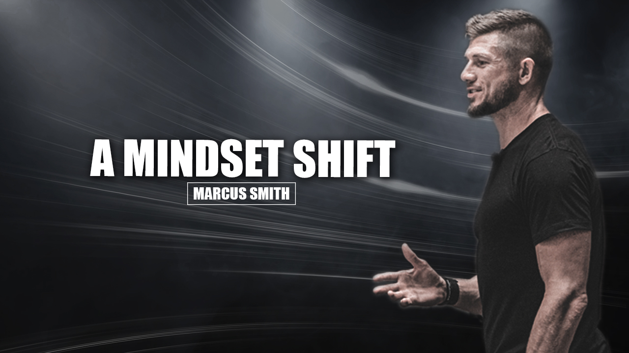 A mindset shift
