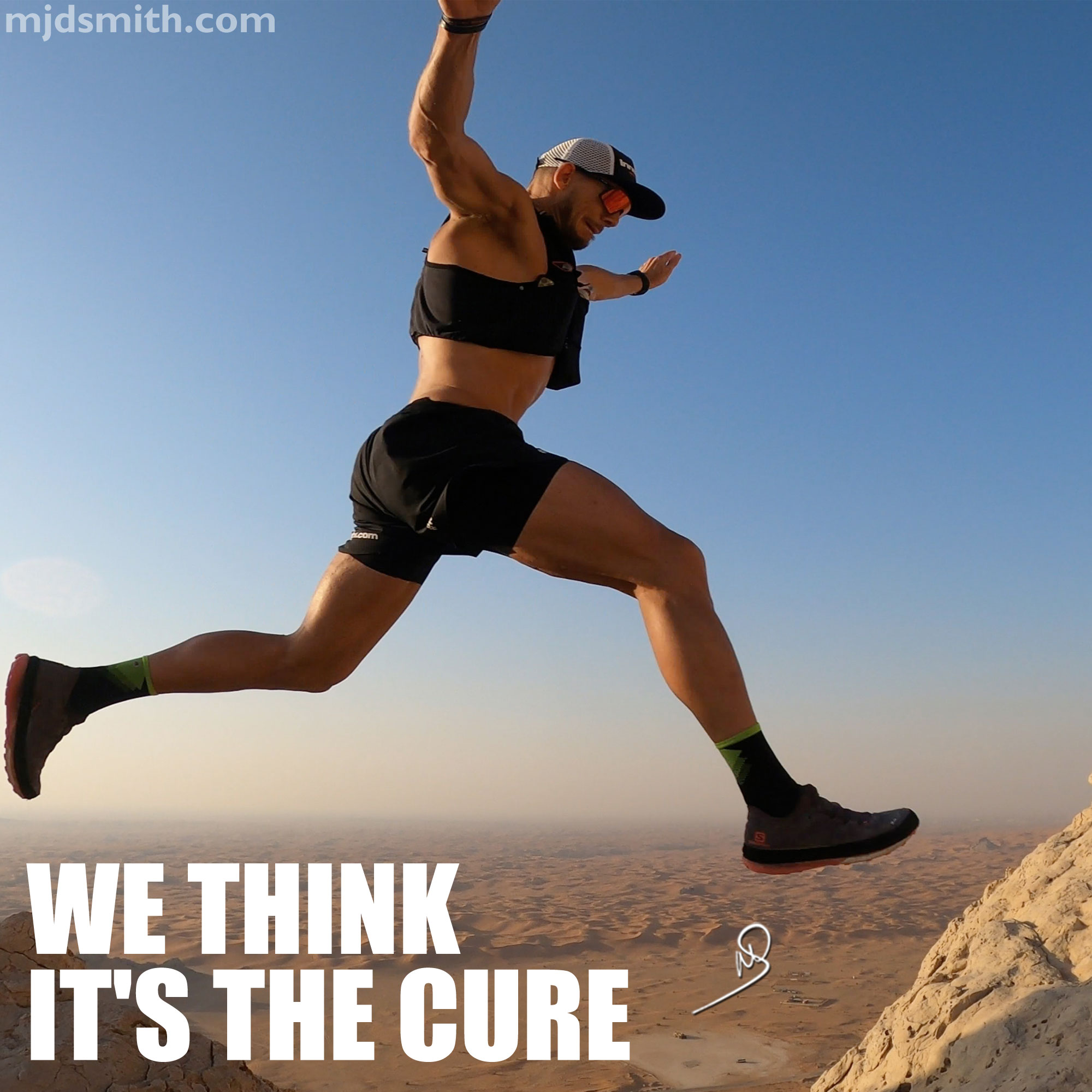 We think it's the cure