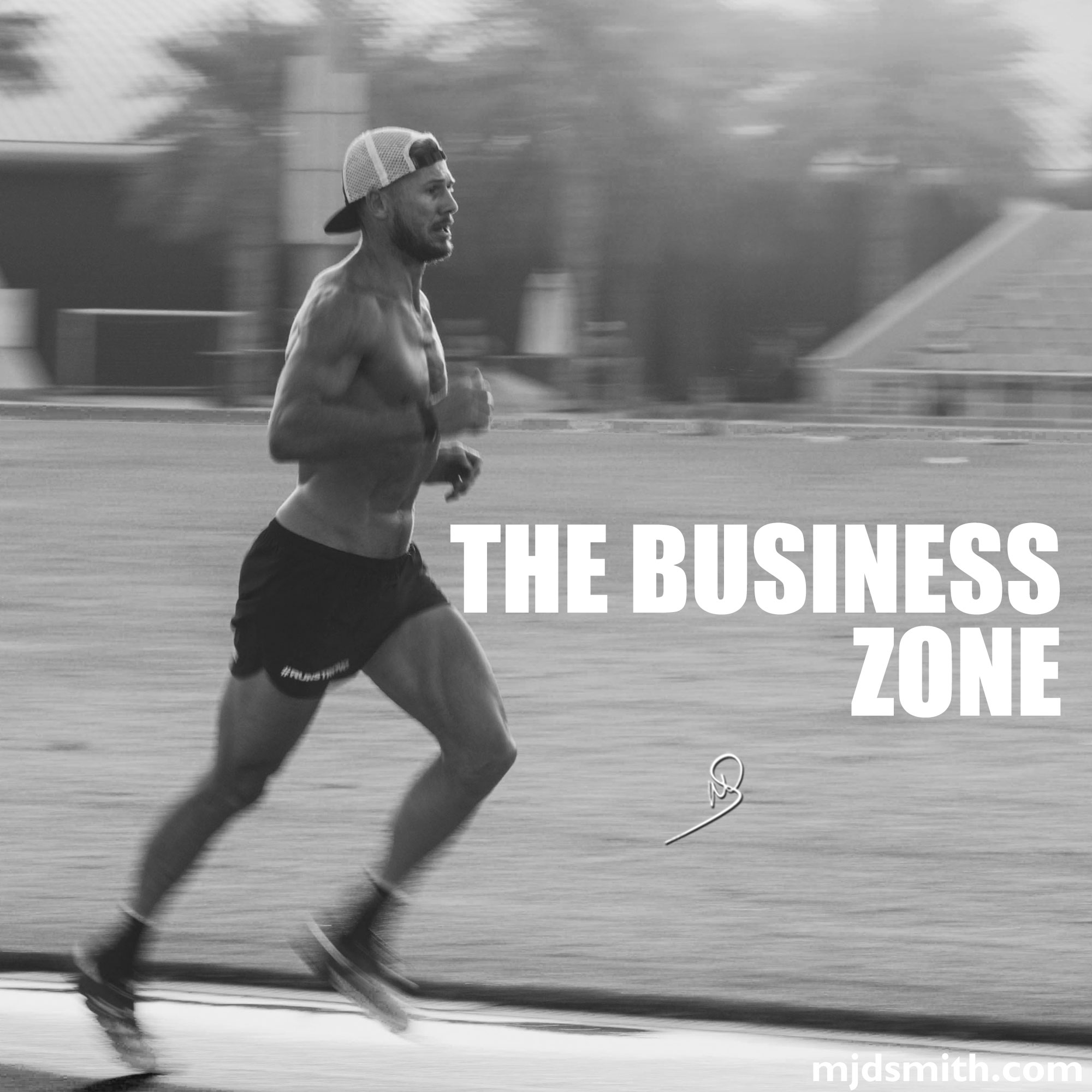 The business zone