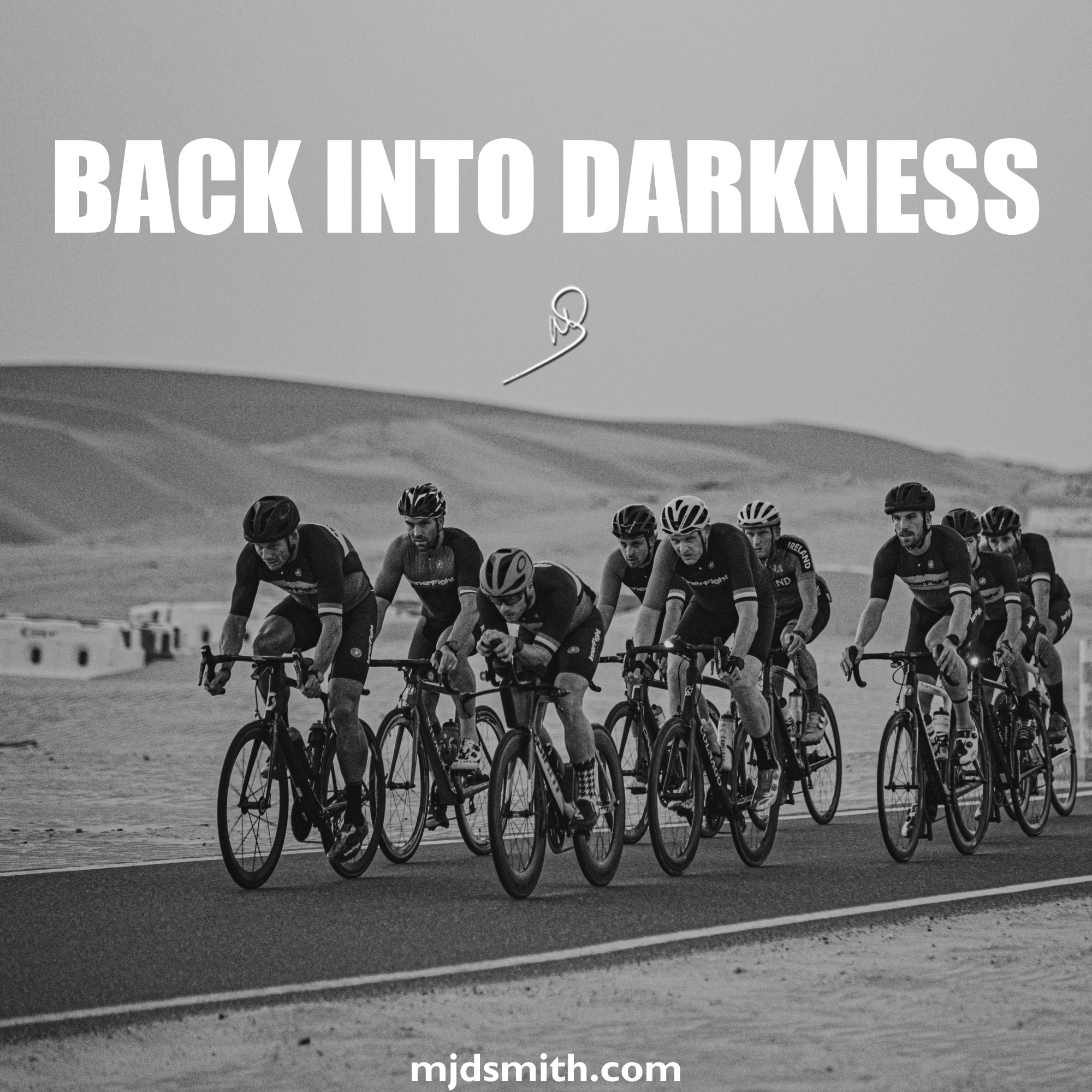Back into the darkness